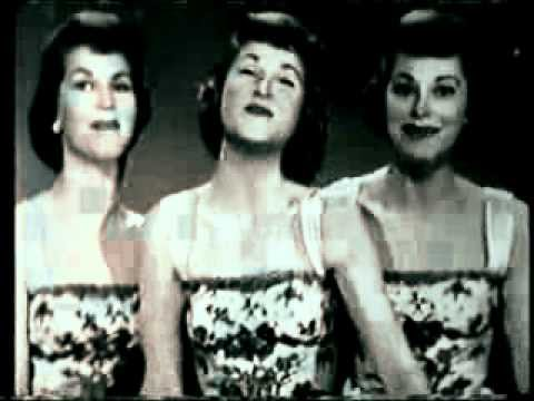 Sugartime (1958) (Song) by The McGuire Sisters
