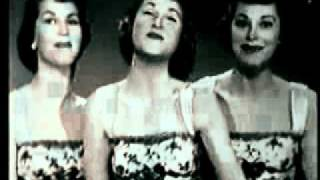 Sugartime - The McGuire Sisters 1958