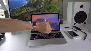 macOS Sierra: Auto Unlock with Apple Watch hands-on