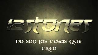 Back Up (Subtitulada Español) - 12 Stones