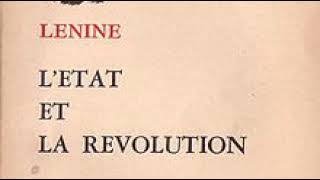 Lenin   The State and Revolution   01   Chapter I   Class Society and the State