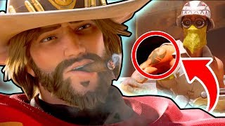 10 Reveals from the McCree Overwatch Animated Short