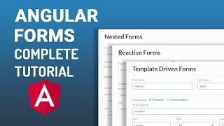 Angular Reactive Forms - Form Arrays | Part-6