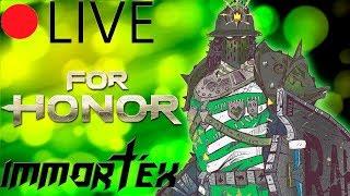 🔴[LIVE] For Honor БЕЗ мата! поКОНЧИМ с этим (заказ музла)