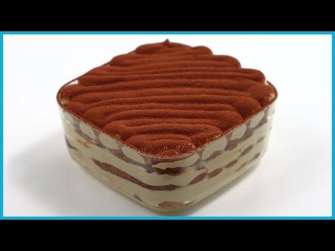 TIRAMISU Ricetta Originale con Mascarpone - Torte italiane