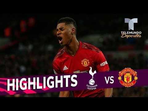 Tottenham vs. Manchester United: 0-1 Goals & Highlights | Premier League | Telemundo Deportes