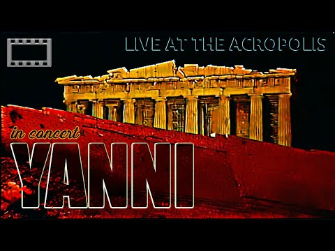 Yanni - In Concert ( Live At The Acropolis 1993 ) Full Concert   16:9 HQ