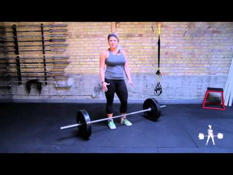 Pretend You're Squeezing Juice With Your Armpits To Improve Your Deadlift