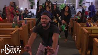 Spirit Of Excellence Dances To African Medley By Tye Tribbett