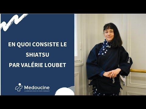 En quoi consiste la Shiatsu par Valérie LOUBET