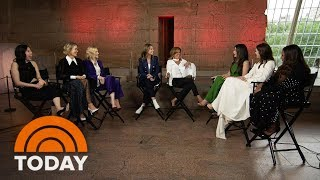 Sandra Bullock On 'Ocean's 8': 'It Was A Big Party Happening' | TODAY
