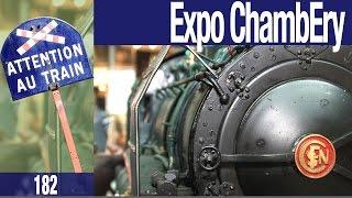 preview picture of video 'Modélisme ferroviaire : exposition de Chambéry'