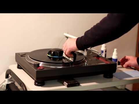 Lavare un vinile - Clean a vinyl