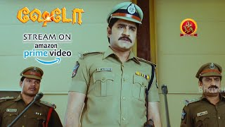 Latest Tamil Movie on Prime Video | Shadow | Srikanth Charge on Aditya Pancholi & Gang