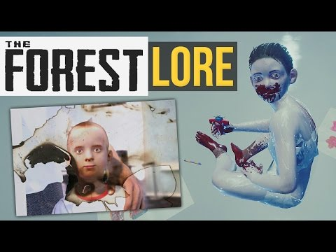 Lore/theory Explained *SPOILERS* :: The Forest General Discussions