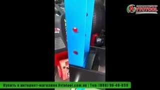 Гидравлический пресс Oma 651B от компании Karcher и Nilfisk Alto - видео
