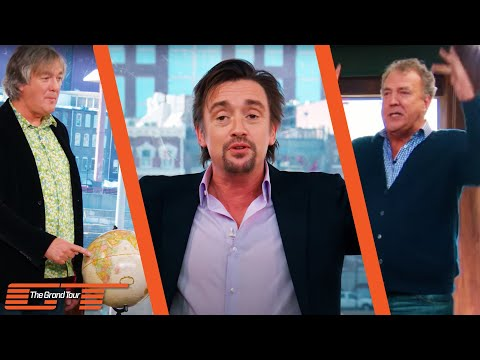 The Grand Tour: It's Football