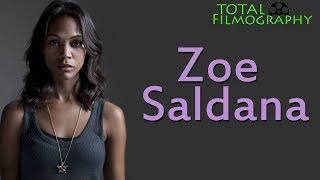 Zoe Saldana | EVERY Movie Through The Years | Total Filmography | Guardians Of The Galaxy Star Trek