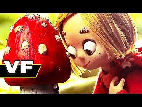 L'ÉTRANGE FORET DE BERT ET JOSÉPHINE Bande Annonce VF ✩ Animation, Famille (2018)
