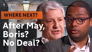 After May, Boris? No-Deal Brexit?