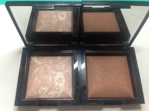 Bareminerals Invisible Bronzer and Invisible Glow Review