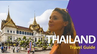🇹🇭THAILAND TRAVEL GUIDE 🇹🇭