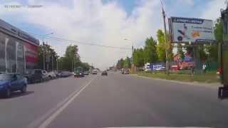 Так ездят в Ростове-на-Дону