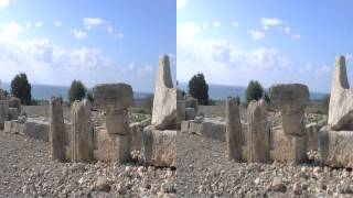 preview picture of video 'Cyprus - Kypros, Aphrodite's temple 3D HSBS'