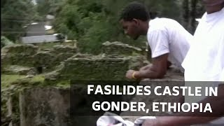 preview picture of video 'Tour of Fasilides Castle | Part 4 [Gonder, Ethiopia] #FasilCastle'