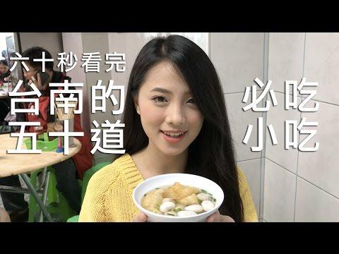 林鮭魚YuYu 台南美食懶人包