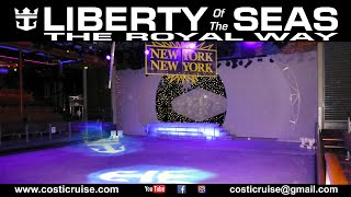 LIBERTY Of The SEAS .... ICE SHOW !!!