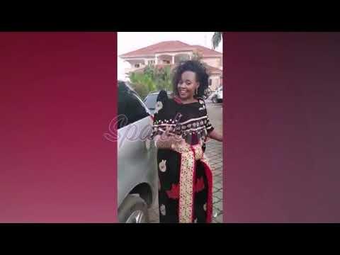 Julie Angume secretly introduces new lover