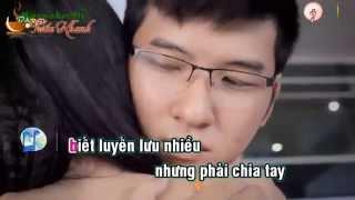 ( Karaoke HD ) Tiễn Anh Đi  Lý Diệu Linh .Full Beat 2015