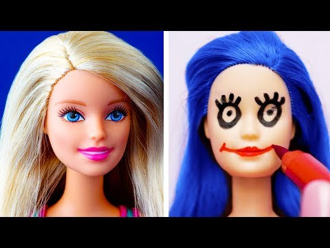 CRAZY BARBIE HACKS YOU NEED TO TRY || FUN TOY HACKS