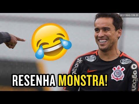 Jadson relembra resenha MONSTRA com elenco do Corinthians de 2015!