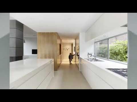 Moderne Küchenfenster
