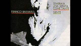 Franco Battiato - Gente - 1969