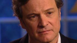 """Colin Firth and """"The King's Speech"""