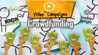 Crowdfunding Video For Your Fundraiser Campaign