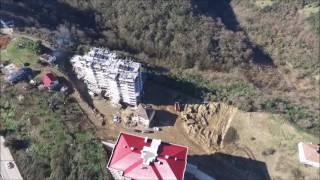 Loft Park Residence Dron Çekimi