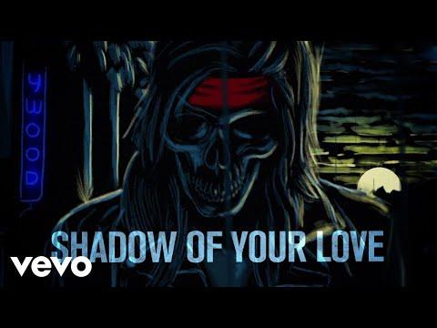 Guns N' Roses - Shadow Of Your Love (Lyric Video) online metal music video by GUNS N' ROSES