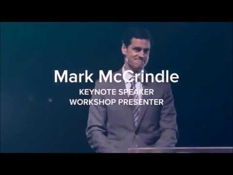 Mark McCrindle - Inspire Speakers