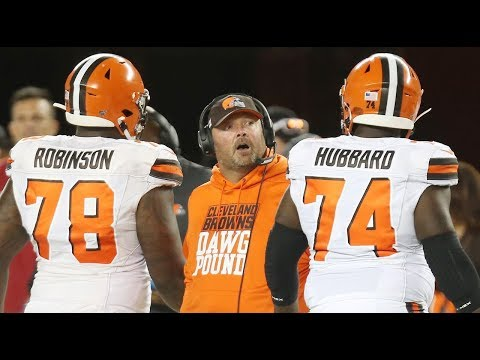 Will the Browns Make Changes to Their Offensive Line? - MS&LL 10/22/19