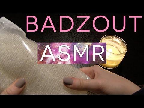 ASMR ❤ badzout   Beautygloss