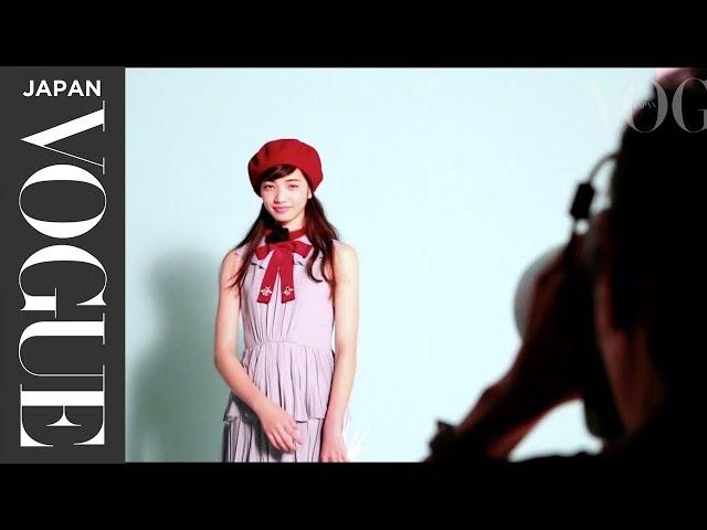 小松菜奈が大人モードに変身したら?_Vogue Japan