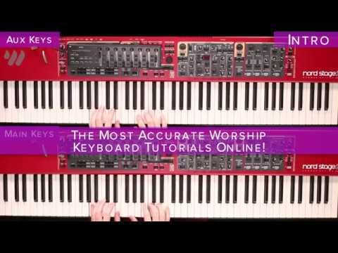 Fullness - Elevation Worship - Keyboard Tutorial