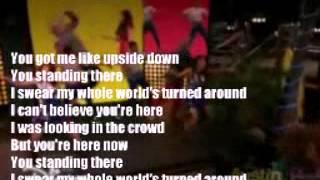 Austin & Ally Upside Down Lyrics