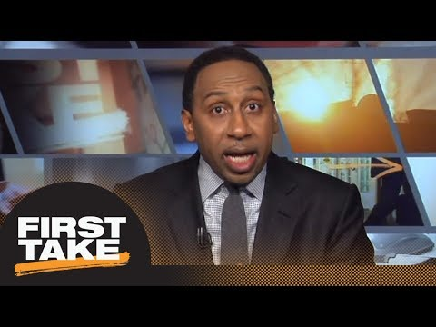 Stephen A. Smith goes off on LeBron James over how he handled Kyrie Irving trade | First Take | ESPN