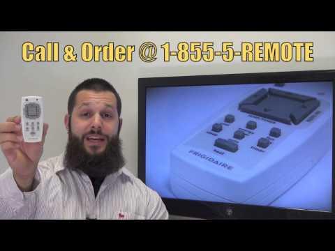 Frigidaire 5304476631 Air Conditioner Unit Remote Control