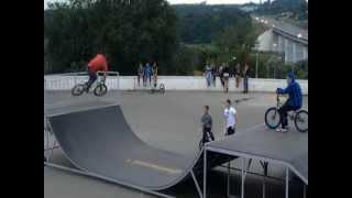 Bmx Rider In Kalugaby Klad Ilya